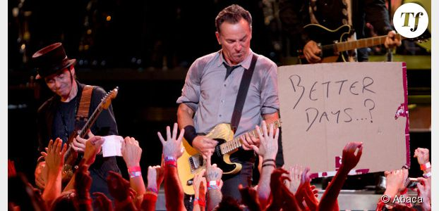 """Bruce Springsteen : son nouvel album """"High Hopes"""" dévoilé sur le web"""