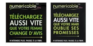Pub Numericable : le sexisme, outil de com' de l'année ?