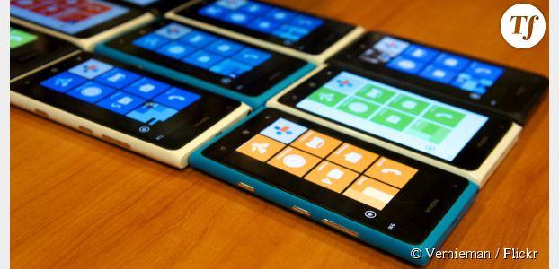 Windows Phone : plus fort que l'iPhone et iOS dans certains pays