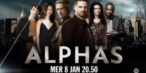 Alphas Saison 1 : les épisodes en streaming sur NRJ12 Replay ?
