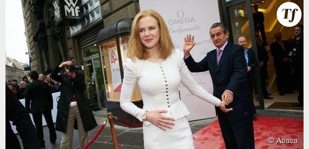 Nicole Kidman : nue et sexy pour Jimmy Choo