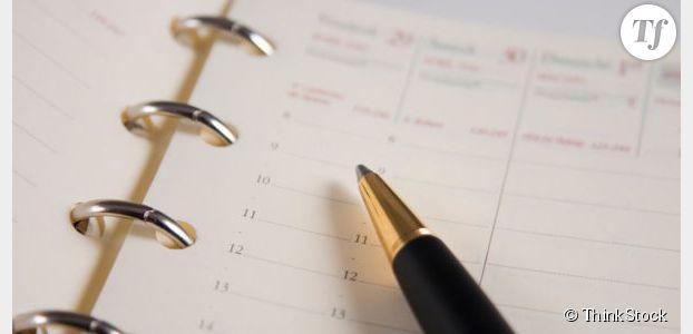 Calendrier 2014 : date des ponts et jours fériés du mois de mai