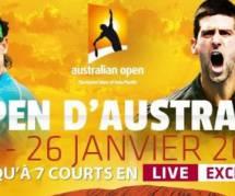 Open d'Australie 2014 : les matches en direct et streaming à la TV