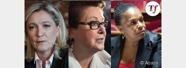 Taubira, Le Pen et Boutin : trois femmes politiques, trois façons de buzzer sur Twitter