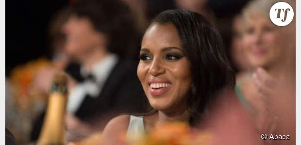 "Kerry Washington, l'héroïne de ""Scandal"", adore être enceinte"