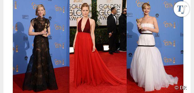 Golden Globes 2014 : les plus belles robes (et les plus laides)