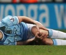 Samir Nasri s'est blessé mais devrait jouer durant la Coupe du Monde au Brésil