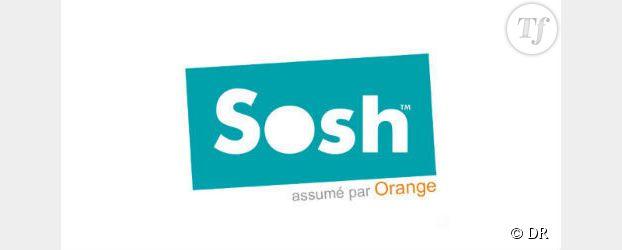 Sosh : la 4G est disponible