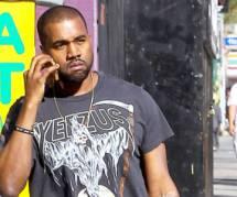 Kanye West frappe un homme pour défendre Kim Kardashian