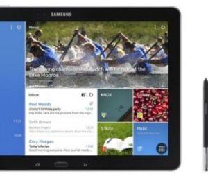Galaxy Note Pro : quel est le prix de la tablette de Samsung ?