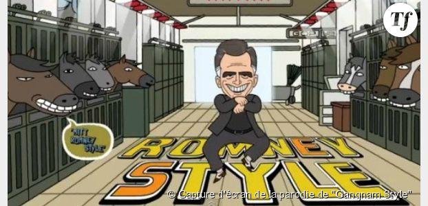 Gangnam Style : Mitt Romney nous offre une chorégraphie (vidéo)