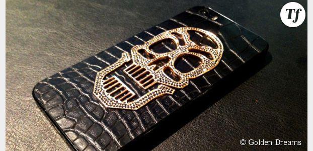 iPhone 5s : une version de luxe en or à 15.000 dollars