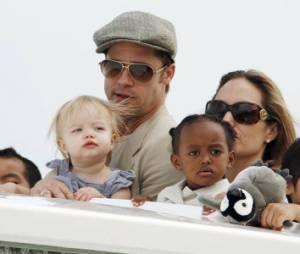 Angelina Jolie & Brad Pitt : un 7ème enfant pour le couple ?