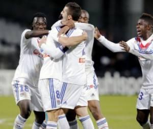 Coupe de la Ligue - OL-OM : revoir les buts de Gomis, Gourcuff et Gignac