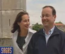 Ségolène Royal et François Hollande dans « Saga » : la demande en mariage qui fait pschitt [Vidéo]