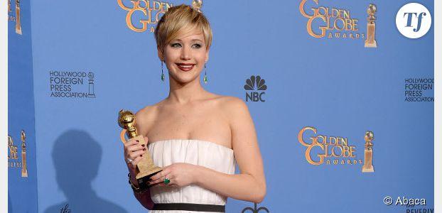 Jennifer Lawrence est fan de Mia Farrow - vidéo