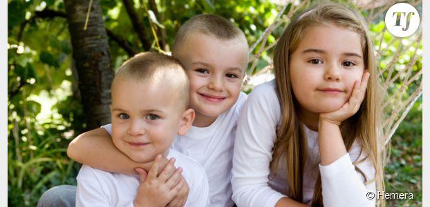 Enfant unique, aîné, cadet, benjamin : le rang de naissance influence la personnalité