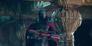 """X-men Days of Future Past"" : une nouvelle photo d'Omar Sy dans le film"