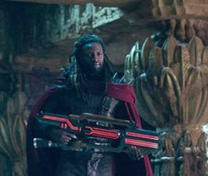"""""""X-men Days of Future Past"""" : une nouvelle photo d'Omar Sy dans le film"""