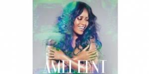 """Amel Bent pose nue pour son nouvel album """"Instinct"""""""