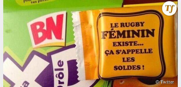 Biscuits BN : la blague sexiste sera retirée des sachets