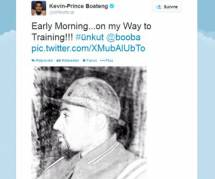 Booba :  Kevin-Prince Boateng s'affiche en Ünkut