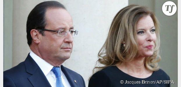 Valérie Trierweiler pourrait être du voyage de Hollande aux Etats-Unis