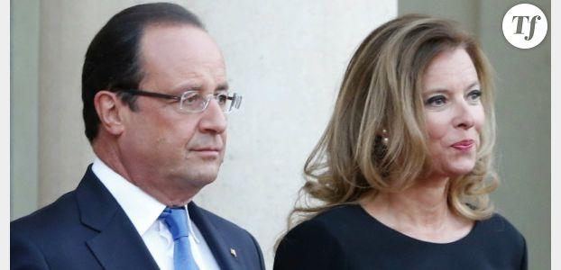 François Hollande et Valérie Trierweiler ont annoncé leur rupture