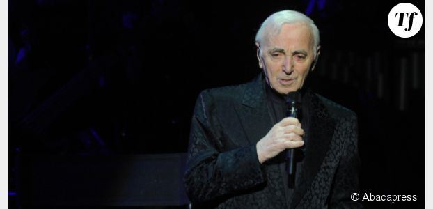 Charles Aznavour aime l'impertinence de Thierry Ardisson