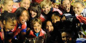 Football féminin : les Lyonnaises ont remporté la Ligue des Champions