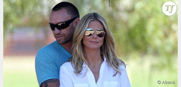 Heidi Klum n'est plus en couple