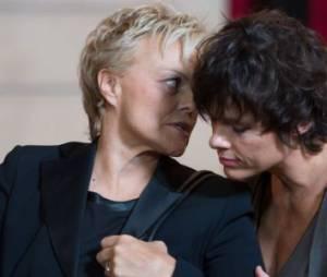 Anne Le Nen parle de son histoire d'amour avec Muriel Robin
