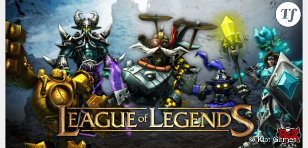 League of Legends : découvrir le jeu qui cartonne