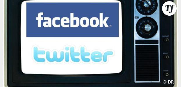 La social TV ou quand les réseaux sociaux prennent d'assaut le petit écran