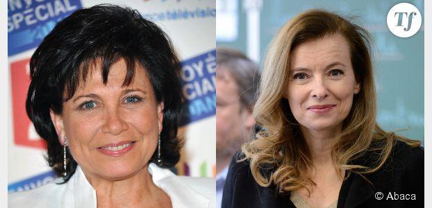 """Anne Sinclair veut engager Valérie Trierweiler au """"Huffington Post"""""""