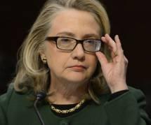 Hillary Clinton regrette d'être obligée d'avoir un chauffeur