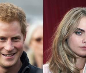 Le prince Harry trompe-t-il Cressida avec Cara Delevingne ?