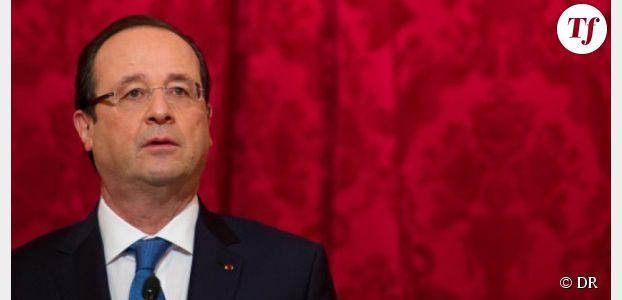 François Hollande comparé à Vanessa Paradis et Charlotte Casiraghi