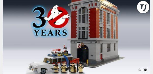 Lego : une collection Ghostbusters pour l'anniversaire du film