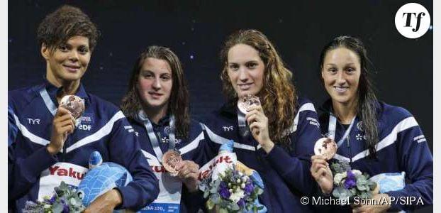 Laura Flessel, Céline Dumerc, Camille Muffat : 14 bonnes raisons de soutenir le sport féminin