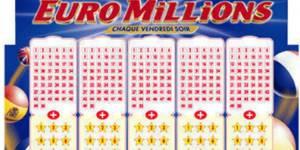 Euromillions : résultat du tirage du vendredi 31 janvier