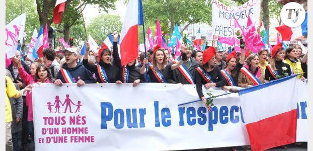 Manif pour tous: les 5 enjeux de la mobilisation des anti-mariage gay ce dimanche