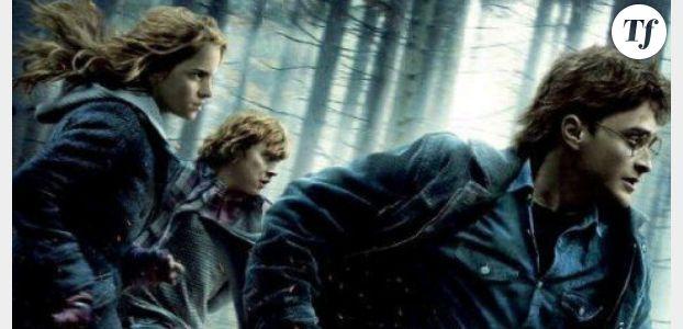 Harry Potter aurait dû se marier avec Hermione selon J.K. Rowling