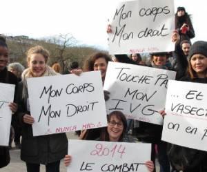 IVG en Espagne : 15 slogans pour défendre le droit à l'avortement - photos