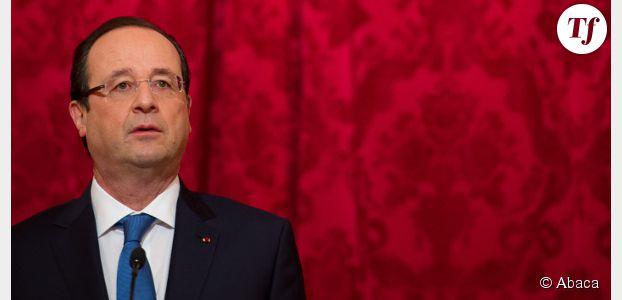 """François Hollande : son bulletin de santé est """"normal"""""""
