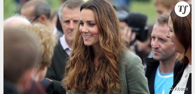 Kate Middleton: la reine Elizabeth l'oblige à porter des robes plus longues