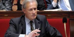 Marine Le Pen a déposé plainte contre Georges Tron pour diffamation