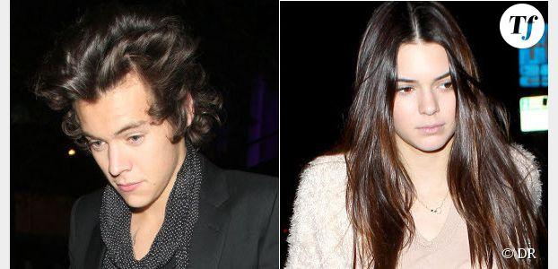 Harry Styles trompe Kendall Jenner ?