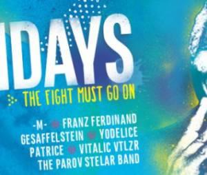 Solidays 2014 : Franz Ferdinand, -M-  et Yodelice au programme