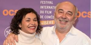 Qui est  Saïda Jawad, la compagne de Gérard Jugnot ?